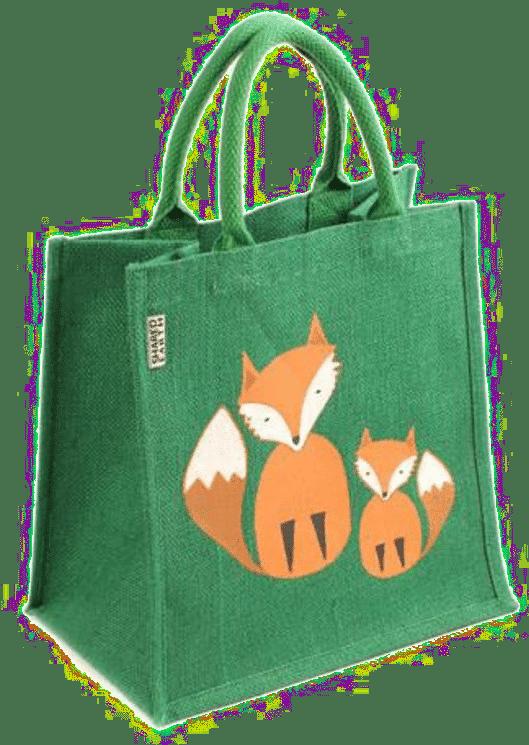 cadeau voor 70-jarige vrouw - jute tas