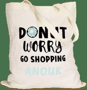 cadeau voor een shopaholic