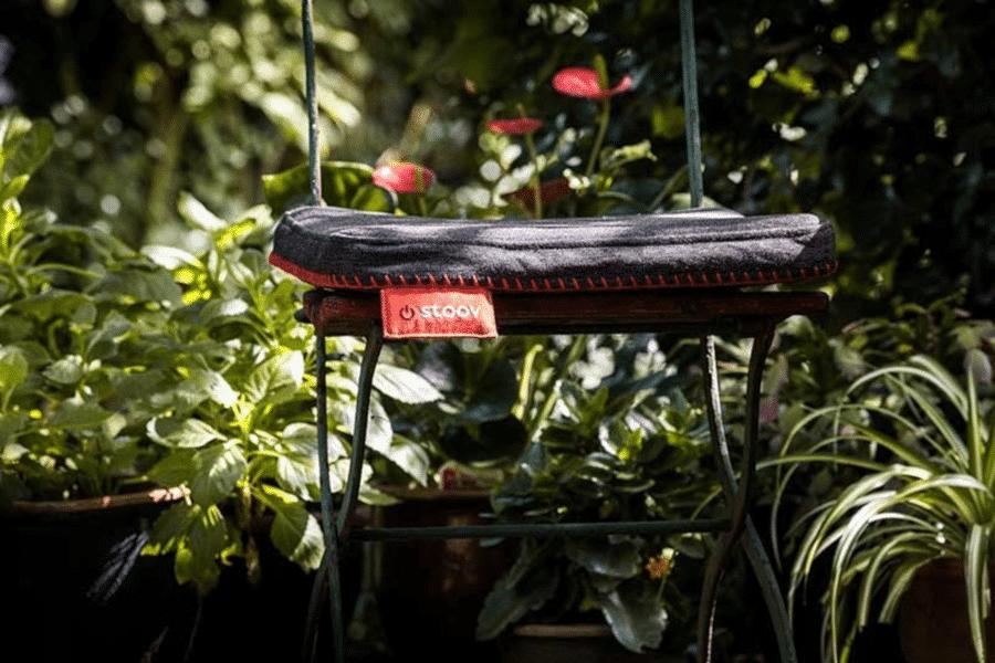 Verwarmd zitkussen draadloos - cadeau voor vrouw 90 jaar