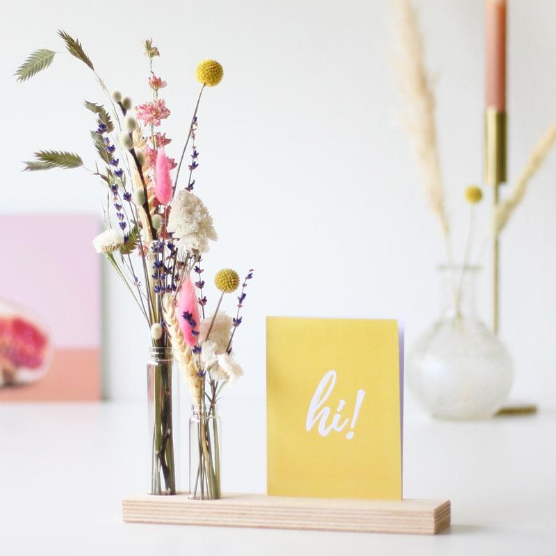 Bloomemory-cadeau brievenbus