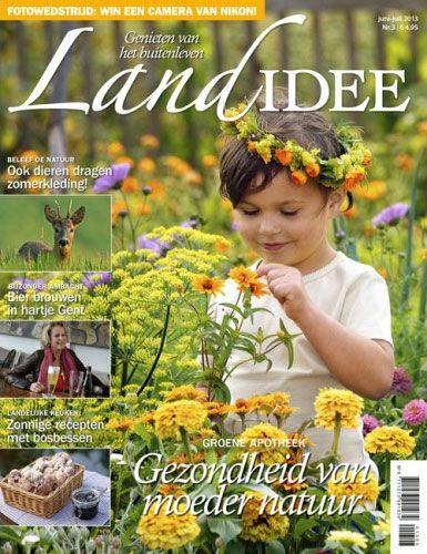 tijdschrift voor een oudere dame