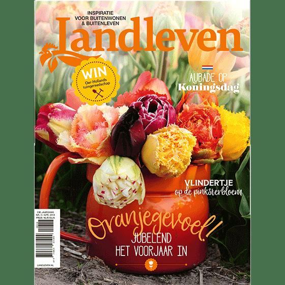 tijdschrift voor een oudere dame- landleven