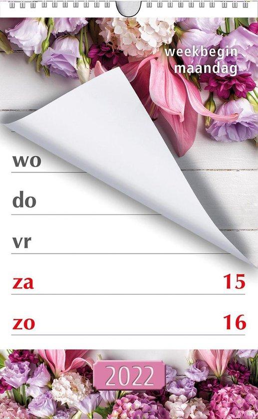 cadeau voor oma - grootletter kalender