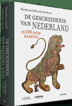 geschiedenis van nederland aan de hand van oude kaarten