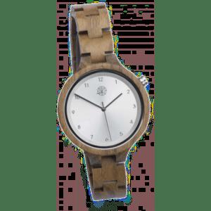horloge voor een dame - houten horloge