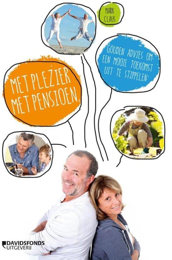 boek met plezier met pensioen - Cadeau voor het pensioen van Oma
