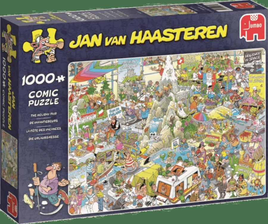 leuke puzzel voor volwassenen met humor - cadeau voor Oma