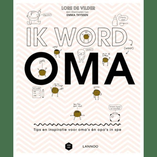Onwijs Leuk cadeau voor een Oma in spe - Cadeau voor Oma.nl MP-91