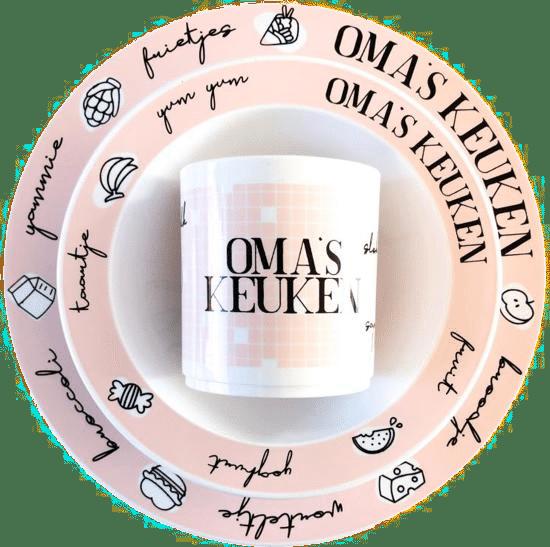Lief Cadeau Voor Oma Van Je Baby Cadeau Voor Omanl