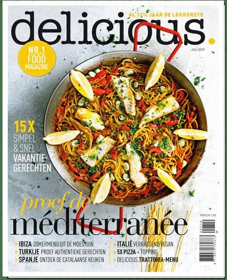 tijdschrift koken - cadeau voor een kookliefhebber