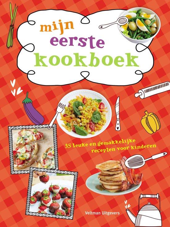 cadeau voor kleinkinderen - kinderkookboek