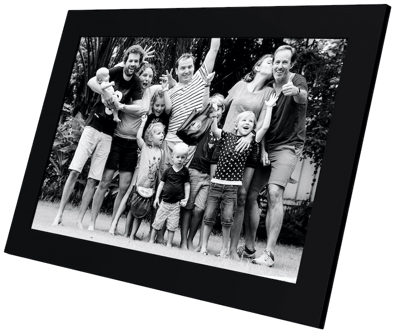 Mooi cadeau voor Oma - fotolijst Kiki & Co wifi