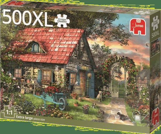Puzzel XL puzzelstukjes volwassenen - cadeau oudere mensen