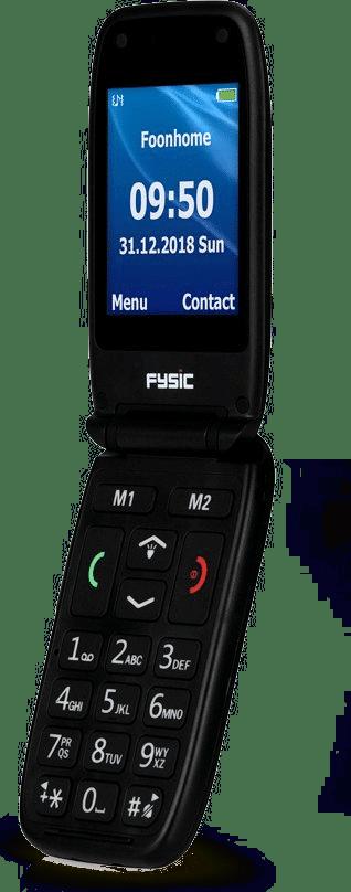 cadeau voor oudere mensen - mobiel met grote toetsen