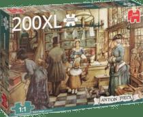 puzzel met extra grote stukken - cadeau voor oma