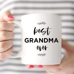 cadeau voor oma - leuke mok voor oma