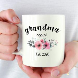cadeautje voor aanstaande oma - mok