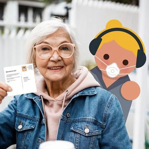 coromapost - contact met oudere