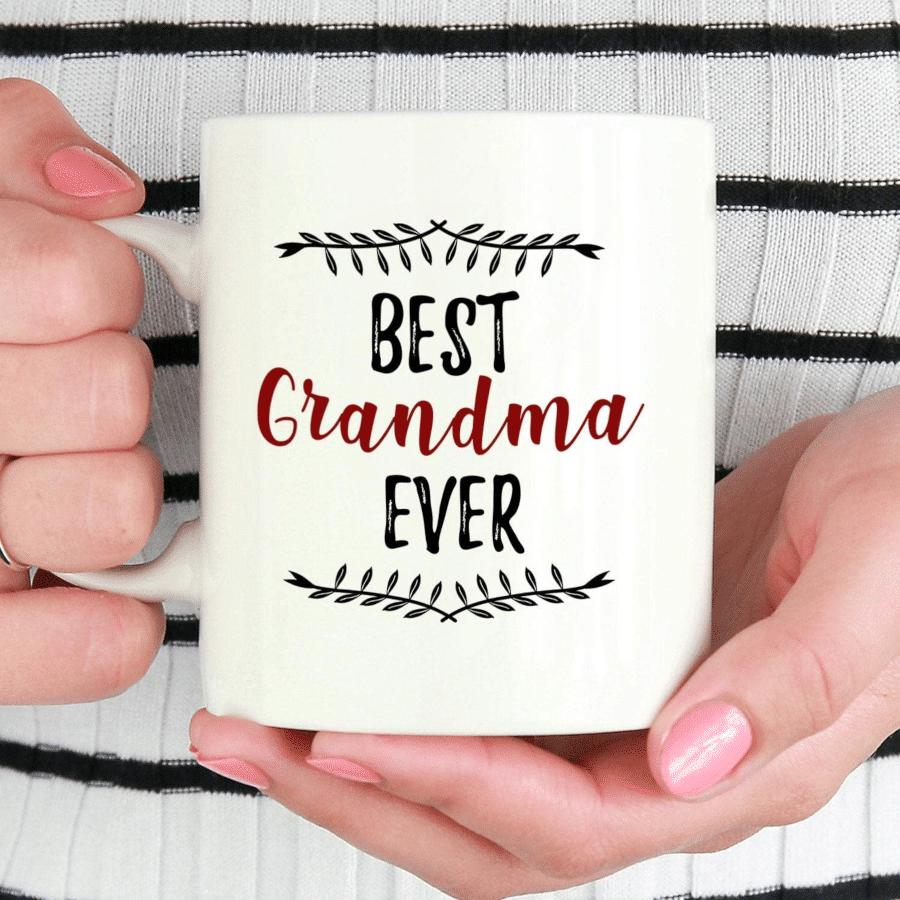 leuke mok voor oma - cadeau voor oma