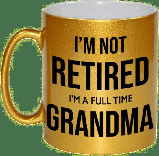 pensioen cadeau voor moeder oma