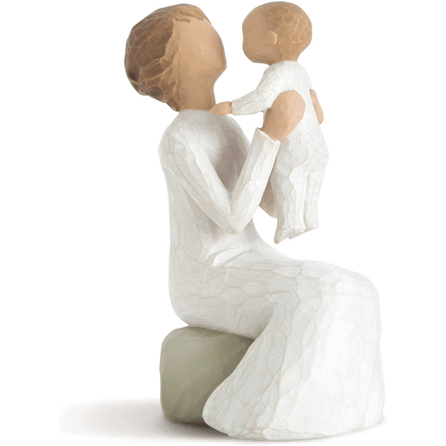 beeldje - dierbaar cadeau voor oma