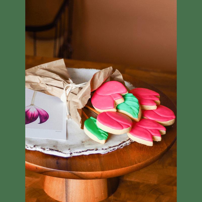 koekjes per post - cadeau voor oma