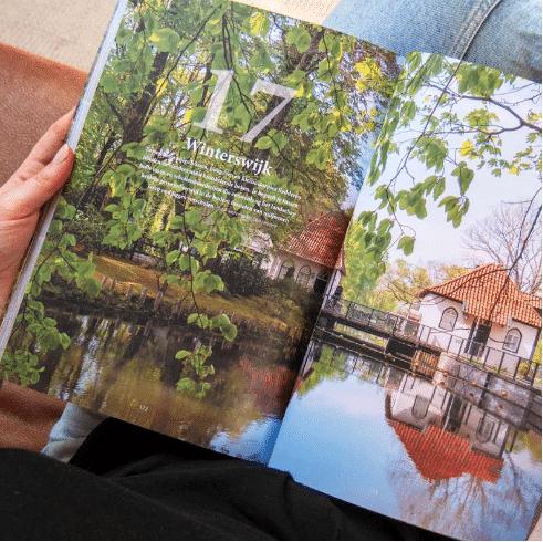 reisgids nederland - cadeau voor oma