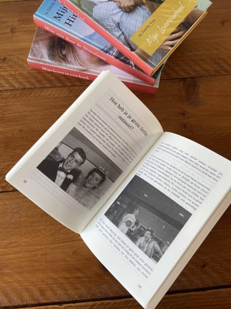 Online een eigen biografie schrijven - Cadeau voor grootouders