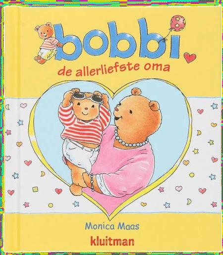 Bobbi - Voorleesboek voor Oma