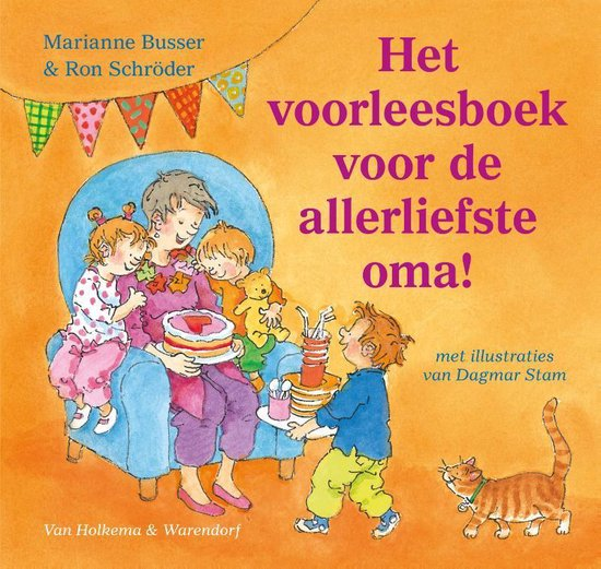 Voorleesboek voor Oma