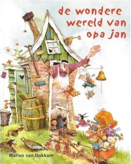 Voorleesboek voor Opa - Marius van Dokkum